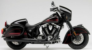 2011 Indian Motorcycles at Sturgis
