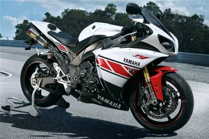 Yamaha R1 SP/R Factory Edition