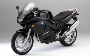 The 2011 BMW F800 ST Dynamic