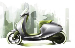 The Smart Scooter