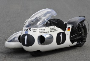 The URS sidecar smashed expectations