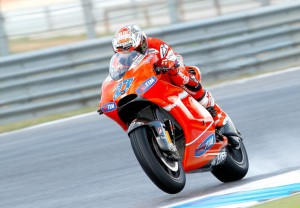 Casey Stoner leaves Ducati at the end of 2010