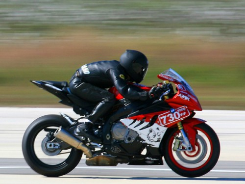 The S1000 RR holds now the top speed world record