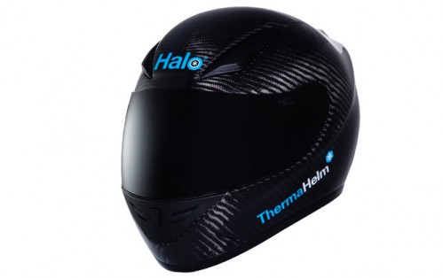 The HALO special edition helmet