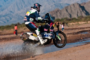 Coma reached his third Dakar victory