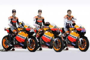 Repsol Honda Team 2011