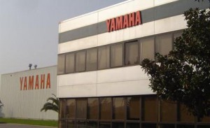 Yamaha closes Spanish plant