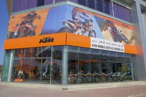KTM Dubai