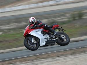 2011 MV Agusta F3-testing
