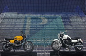 Moto Guzzi California and V7 Scrambler get official