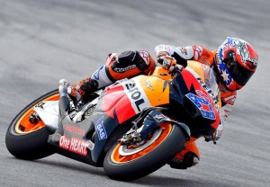 Casey Stoner and Honda RC212V
