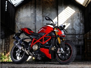 The 2011 Ducati Streetfighter S