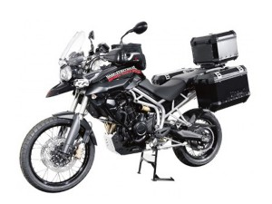 New kit for the Triumph Tiger 800