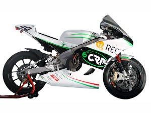 The eCRP 1.4 electric race bike