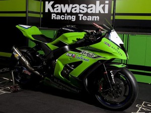 WSBK Kawasaki team trucks involved in drug bust