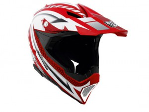 AGV AX-8 BEAT dirt bike helmet