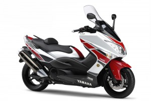 Yamaha T-Max 50th WGP Anniversary Edition