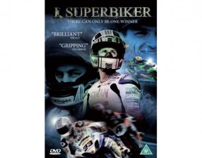 I, Superbiker DVD now out