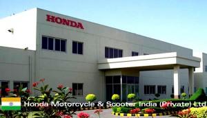 Honda plant in India