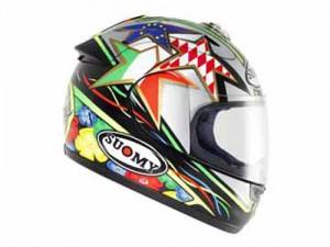 Suomy Capirossi Replica Helmet