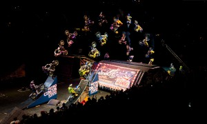Here&#039;s an awesome sequence of the souble blackflip shot by Garth Milan