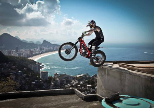 Julien Dupont in Rio
