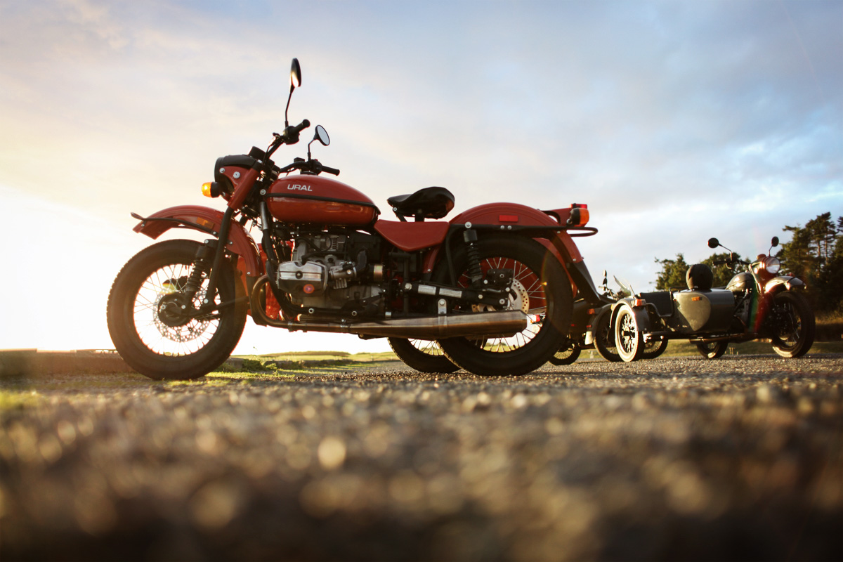 New Ural CT 2015 And MIR Limited Edition First Look