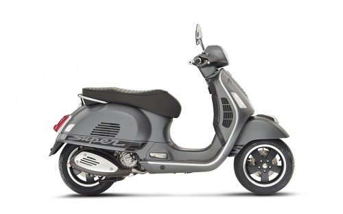 The most powerful Vespa ever built