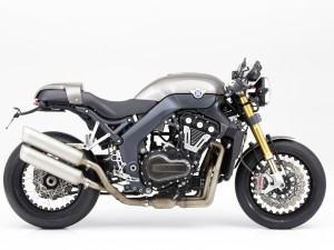 The Horex VR6 cafe Racer is a really exclusive bike