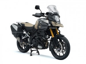 The 2015 Suzuki V-Strom 1000 Desert Edition
