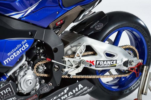We,, that's a robust swingarm