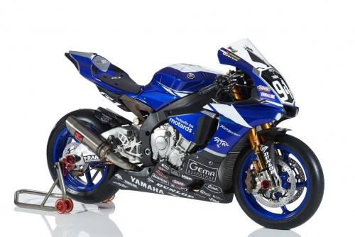 2015 Yamaha YZF-R1 GMT94