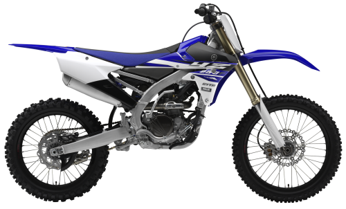The 2015 YZ-250F