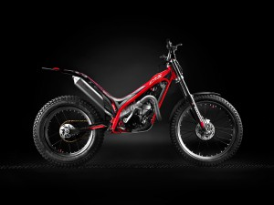 Gas Gas TCT Pro 300 Trial bike - click on the image