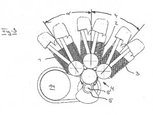 BMW patents new W3 engines