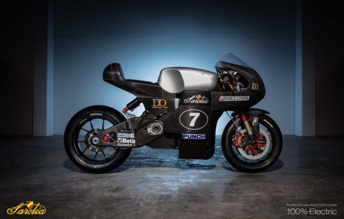 2015 Sarolea SP7 Sarolea SP7