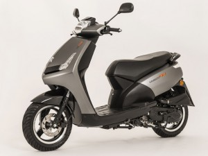 Peugeot's new Vivacity 125 RS edition