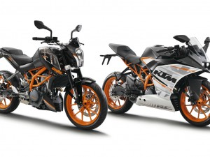 KTM introduces two new models