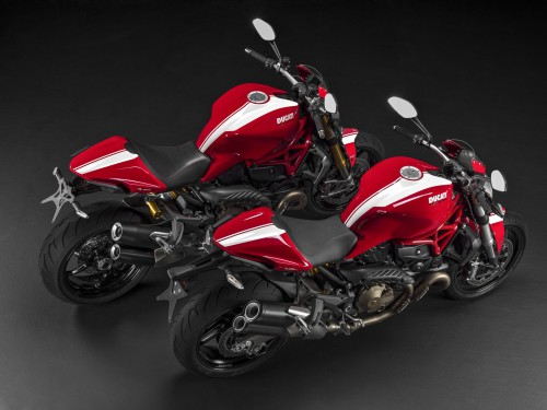 The new Ducati Stripe models
