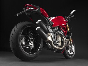 2015 Ducati Monster 1200S Stripe Ducati Monster 1200S Stripe