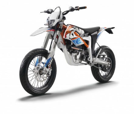 The KTM E-SM carries a proud price tag