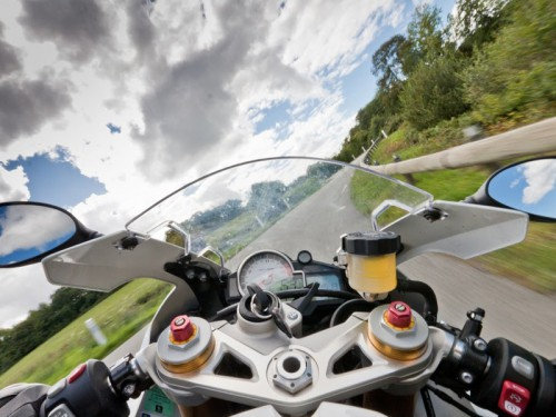 The top motorcycle cameras