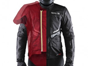 Alpinestars' Tech-Air system