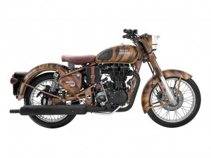 Royal Enfield Classic 500 Despatch Edition Desert Storm