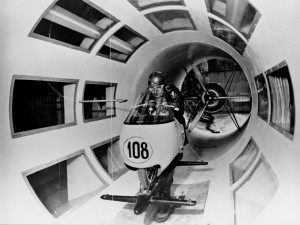 Guzzi opened its own wind tunnel in 1950