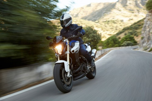 Back on track – 2015 BMW F800R review - Motorcycle News