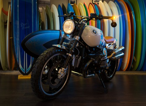 This is BMW's first ever scrambler