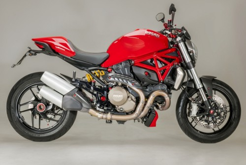 New CNCRacing parts for the Ducati Monster