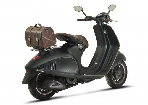 The 946 Emporio may be the most elegant Vespa on the current line-up