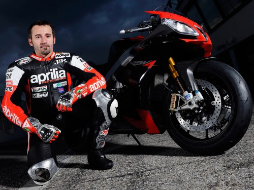 Biaggi returns to WSBK